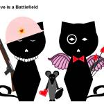 """Love is a Battlefield"" by NoodleKittens"