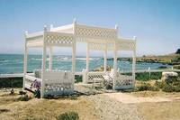 Gazebo On The Pacific