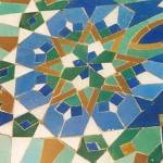 """Mosaic Tile - Morocco"" by whiffenpoof"