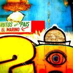 """SANTIAGO FUNKY WALLS !"" by Funkpix"