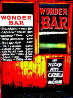 WONDER BAR IN SANTIAGO !