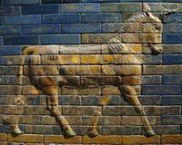 Aurochs from the Ishtar Gate