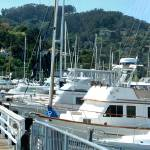"""Sausalito Boat Docks"" by MBlacksPhotoExpressions"
