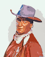 John Wayne the Duke