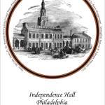 """Independence Hall In 1776"" by rmeslinger"