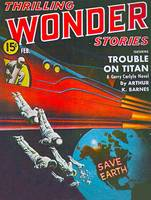 Wonder Stories: Save Earth