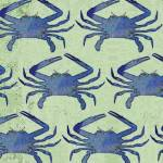 """Blue Crabs"" by maryostudio"