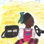 """Lagos Beach"" by Adisa"