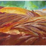 """Colline toscane"" by Ytresu"