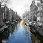 """Amsterdam Canal"" by klewis"