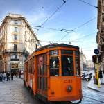 """Milan Tram"" by Stephenknowles"