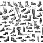 """History of Shoes"" by GilWarzecha"