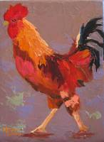 Red Hot Rooster