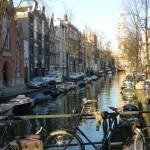 """Amsterdam Bike"" by klewis"