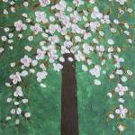 """""""Weeping Cherry Tree 2"""" by wildlifeandabstractart"""