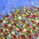 """Wildflowers"" by wildlifeandabstractart"