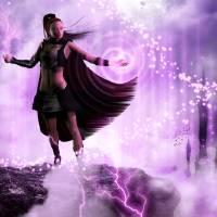 Sorcery Art Prints & Posters by vexon1
