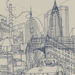 """New York!"" by davidbushell"
