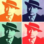 """Al Capone Pop Art"" by crazyabouthercats"