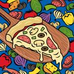 """Slice of Pizza"" by magnes"