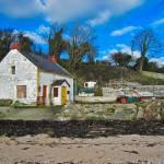 """Inch Island, County Donegal, Ireland. Spring 2010"" by BlackSun"