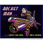 """Rocket Man - Saves the Day"" by Automotography"