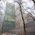 """Bryant Park Snow"" by streetlevel"