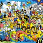 """70 Beatles Songs"" by magnes"
