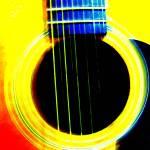 """""""Guitar"""" by HappyStreetPhotoArt"""