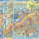 """""""Ocean Park in Pacific Beach"""" by SachinMehta"""