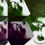 """Wine Glass Reflection"" by Joe_Belmont"