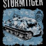"""Sturmtiger"" by tankterror"