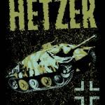 """Hetzer tank"" by tankterror"