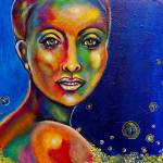 """""""Bathe Me In Color"""" by artofheather"""