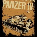 """Panzer IV F2"" by tankterror"