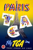 Travel Paris, Fly TCA
