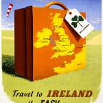 """Travel Ireland, Fly Aer Lingus"" by dalidayna"