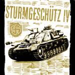 """""""Sturmgeschutz IV"""" by tankterror"""