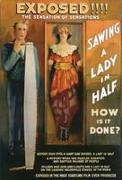 Coutts - Sawing a Lady in Half