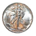 """Walking liberty 1941 R coin"" by CD_Tubbs"