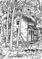 Cabin in Bethel