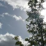 """Peeking Through The Clouds"" by GuardianAngel68"