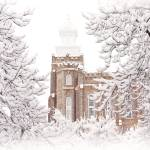 """Logan Utah LDS Temple I"" by dkocherhans"