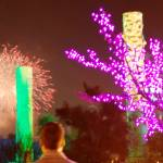 """""""Fireworks and Electric Tree"""" by MelClairmont"""