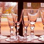 """Colonial Glassware"" by FordLou"