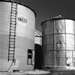 """Silos"" by DGPhotographicArt"