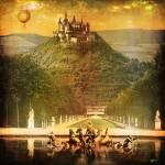 """Dreams at Versailles"" by kristensteinfineart"