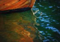 Wooden Reflections I
