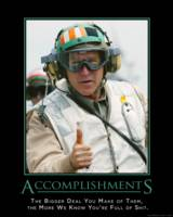 George W. Bush Demotivational