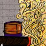 """Cigar smoke"" by ToxicCub"